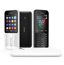 فروش گوشی موبایل نوکیا (NOKIA 222 Dual SIM)