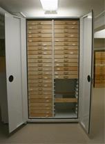 کمد هرباریوم به آزماسکو