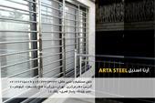 حفاظ استیل پنجره - حفاظ راه پله و استخری