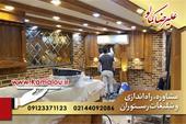 راه اندازی رستوران با مشاوره های علیرضا کمالو