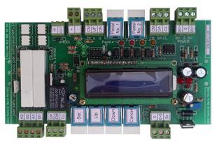 برد کنترلی نقطه جوش صنعتی مدل TN-100