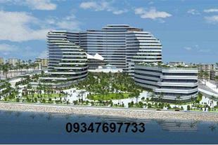 فروش آپارتمان دید دریا برج کرانه