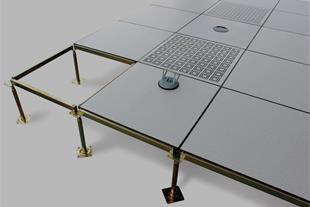 کف کاذب 60*60 فولادی کدکن مبین سازه