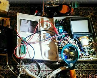 آیفون تصویری و صوتی تعمییر نصب خدمات پس از فروش - 1