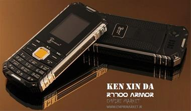 موبایل زرهپوش و ضدآب کنزینا KEN XIN DA R7700 - 1