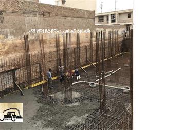آب بندی زیر زمین ، فونداسیون ، پارکینگ های ساختمان - 1