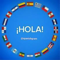 تدریس زبان اسپانیایی