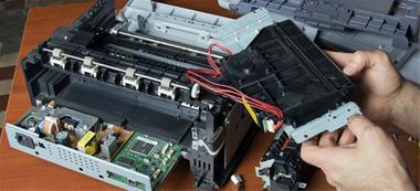 تعمیرات چاپگرهای لیزری و جوهرافشان