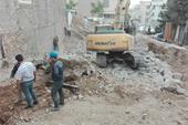تخریب، خاکبرداری، خریدضایعات ساختمان