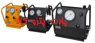 تست پمپ - تست هیدرواستاتیک - تست فشار - تست یونیت - 1