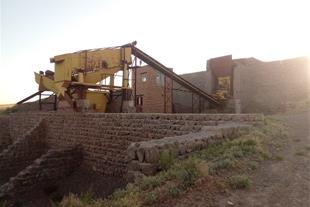 فروش یا معاوضه ماسه شویی در خاتون آباد سراب