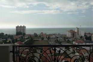 فروش آپارتمان ساحلی با پارکینگ اختصاصی در سرخرود