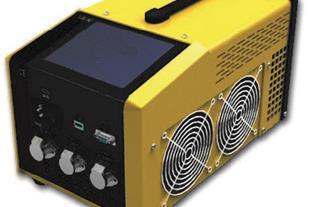 تستر ظرفیت باتری سری ADBC-122DC کمپانی ادلر