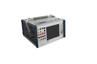 تست حفاظت رله سری  ADRP-1300T کمپانی ادلر