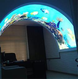 طراحی و اجرای سقف کشسان و آسمان مجازی - 1
