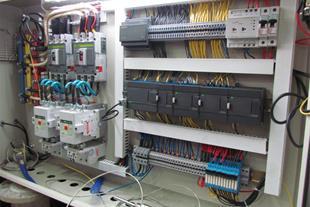 تابلو برق صنعتی و اتوماسیون