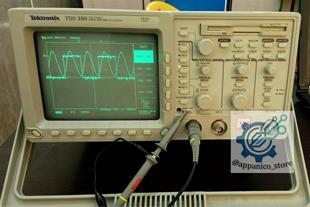 اسیلوسکوپ دیجیتال tektronix -400MHz- 2Gs/s