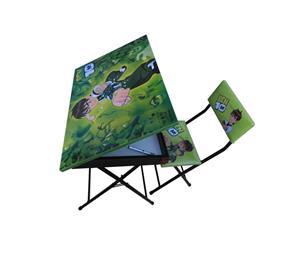 میز و صندلی تاشو - 1