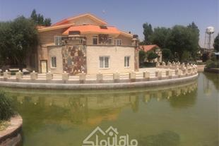 18000 متر باغ ویلا فوق العاده در محمدشهر کرج