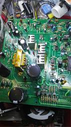 تعمیر اسپیکر و آمپلی فایر و پاور میکسر - 1