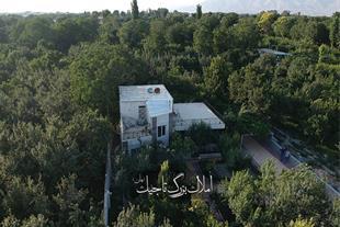 باغ ویلا در املاک تاجیک کد 317 در شهریار