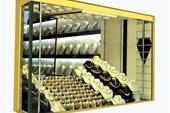 گاوصندوق ویترینی آسانسوری آرکا (محمدزاده)