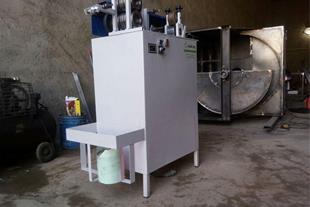 دستگاه تولید کننده سیم ظرفشویی کار در منزل