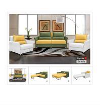 مبل و کاناپه تخت خواب شو با قیمت های استثنایی