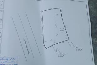 فروش زمین تجاری مسکونی واقع در شهر کتاب