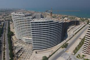 آپارتمان برج ساحلی کرانه کیش دید دریا ( زیر قیمت )