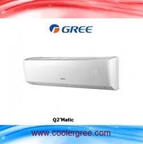 فروش ویژه کولر گازی گری مدل Q2MATIC