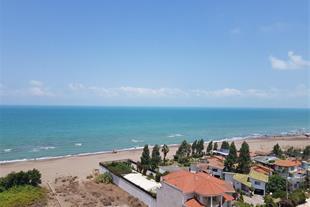 فروش آپارتمان فول امکانات با دید کامل به دریا