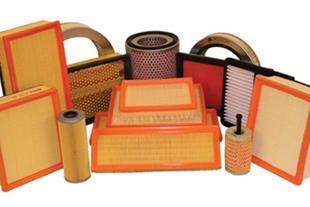 فروش انواع مواد اولیه  ودستگاه های فیلتر هوا
