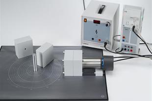 تجهیز آزمایشگاهی پراش اشعه ایکس-اثر کامپتون