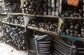 فروش انواع ابزار الات  فولادی حفاری چاه
