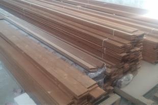 نمای چوبی ترمو فنلاندی و داخلی،بدون واسطه