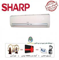 فروش کولر گازی سرد و گرم شارپ | SHARP