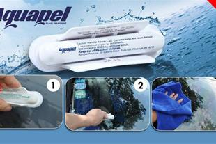 آبگریز و ضد آب شیشه خودرو aquapel