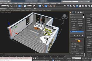 آموزش تخصصی نرم افزار 3D MAX