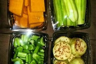 فروش سبزیجات و صیفی جات