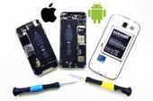 تعمیر سخت افزاری و نرم افزاری موبایل
