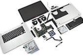 تعمیر انواع برند لپ تاپ