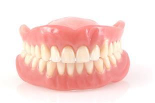 دست دندان مصنوعی باکیفیت و تضمینی 700 هزارتومان