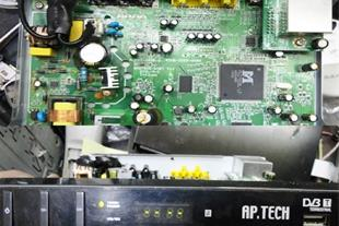 تعمیر گیرنده های دیجیتال (ست تاپ باکس)
