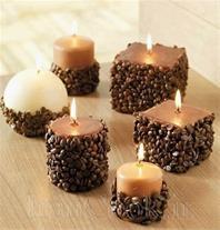 فروش شمع تزئینی و چاپ عکس شما روی شمع
