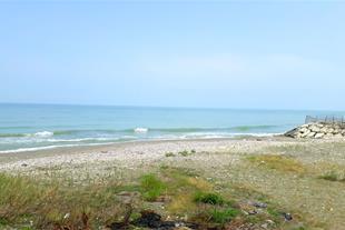 زمین ساحلی 13150متر نوشهر