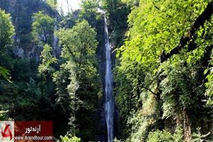 تور آبشار لوشکی تا آبشار ریوو (بنون) عید قربان VIP