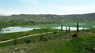 2800 متر زمین کشاورزی  سنددار چزکین سله بن سدنمرود - 1