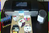 تبدیل پرینتر چاپ کاغذ به پرینتر چاپ CD