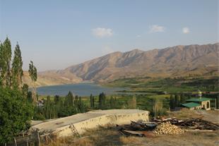 2000متر زمین کشاورزی بالاسر روستای سله بن  سدنمرود